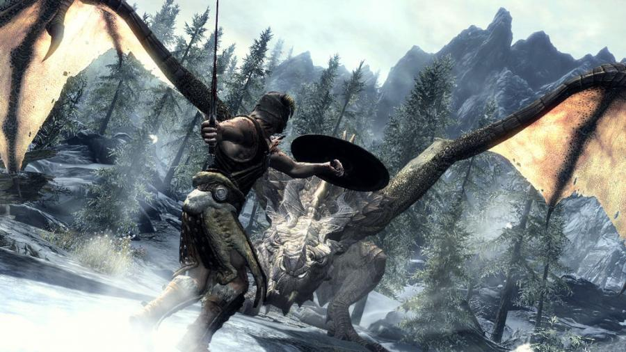 The Elder Scrolls V: Skyrim - Legendary Edition Screenshot 1