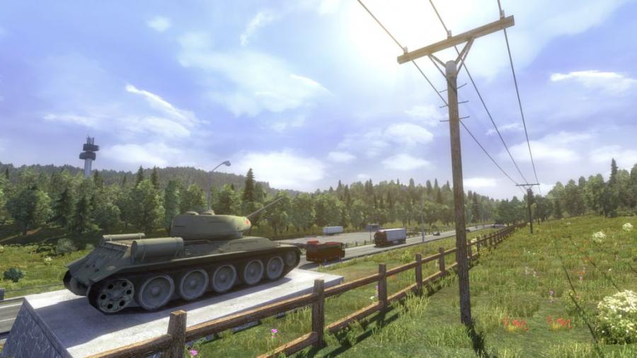 Euro Truck Simulator 2 - Going East (Addon) Screenshot 9