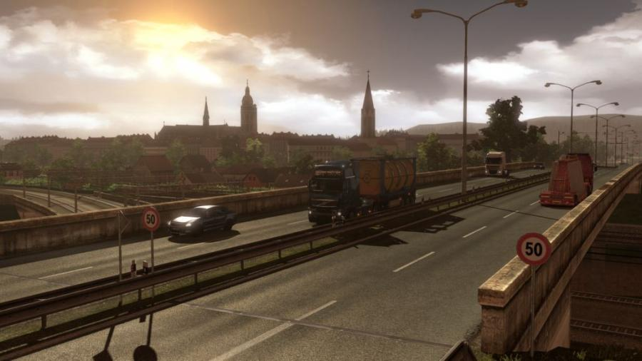 Euro Truck Simulator 2 - Going East (Addon) Screenshot 3