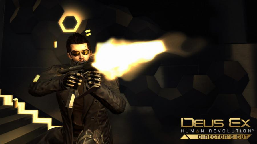 Deus Ex Human Revolution - Director's Cut Screenshot 9