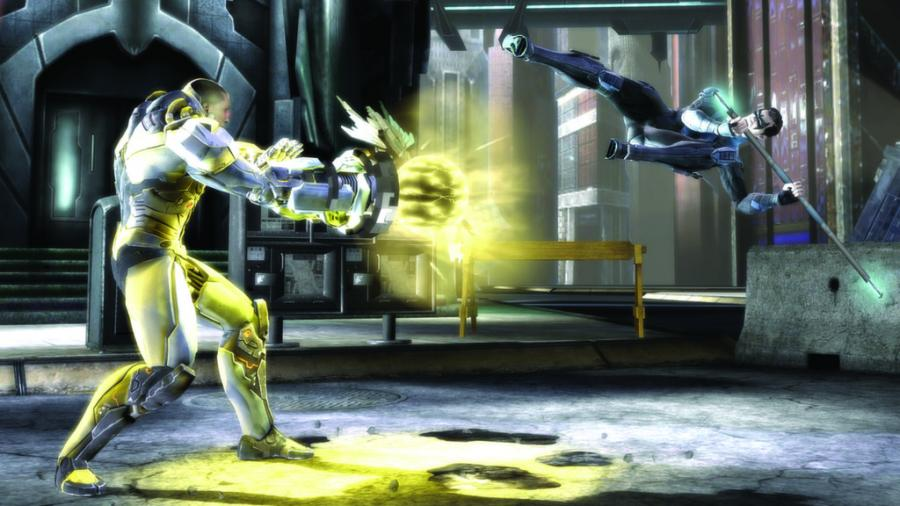Injustice: Gods Among Us - Ultimate Edition Screenshot 9