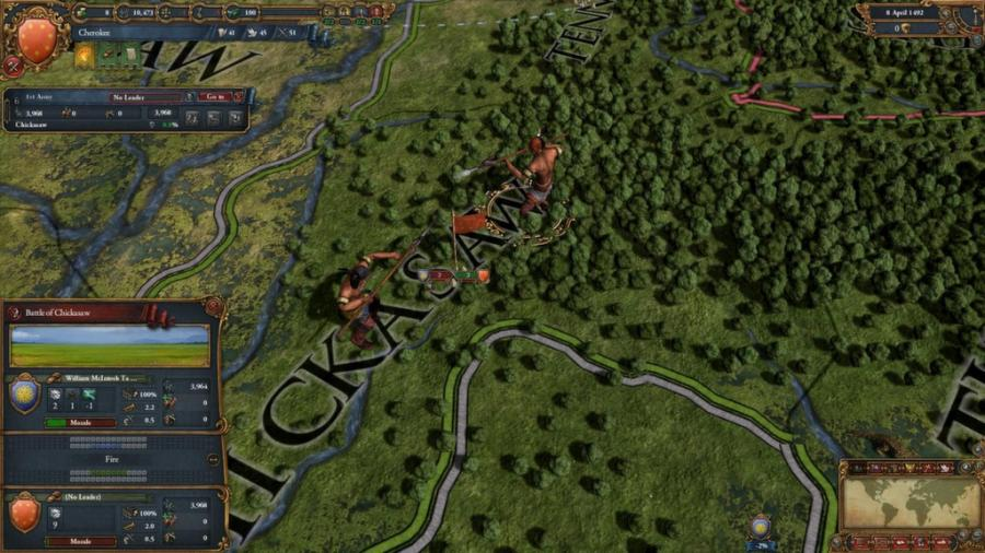 Europa Universalis IV - Conquest of Paradise (Addon)