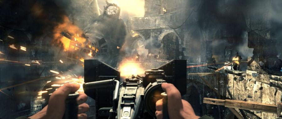Wolfenstein The New Order - DE/AT Key Screenshot 2