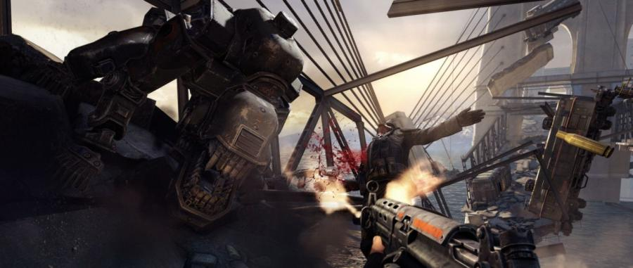 Wolfenstein The New Order - DE/AT Key Screenshot 4