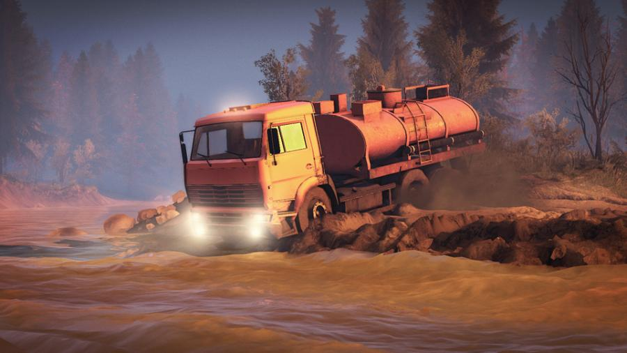 Spintires Screenshot 7