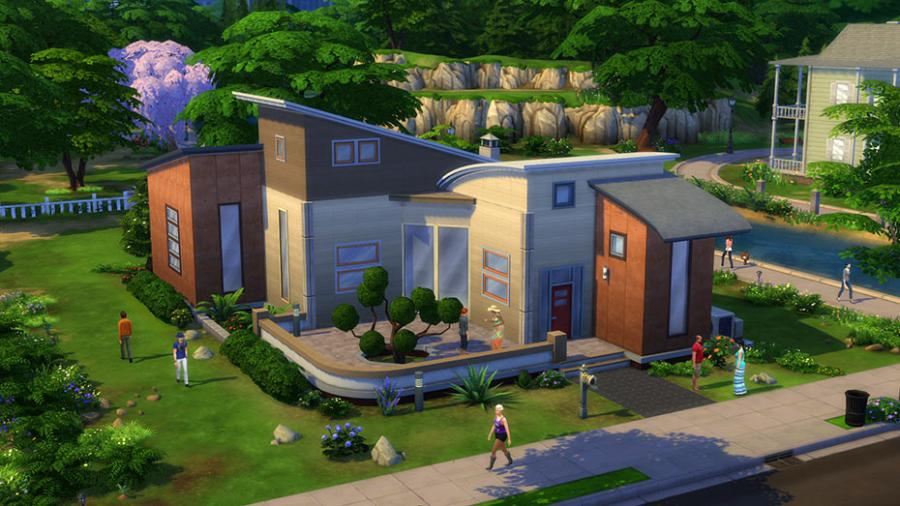 The Sims 4 - Digital Deluxe Edition Screenshot 4