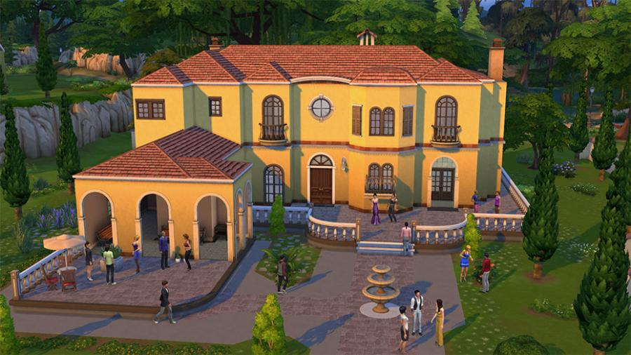 The Sims 4 - Digital Deluxe Edition Screenshot 2