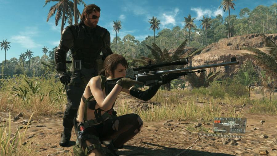 Metal Gear Solid V - The Phantom Pain Screenshot 9