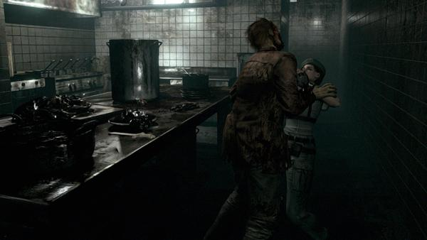 Resident Evil HD Remaster Screenshot 5