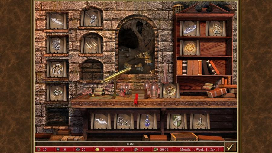 Heroes of Might & Magic III HD Screenshot 5