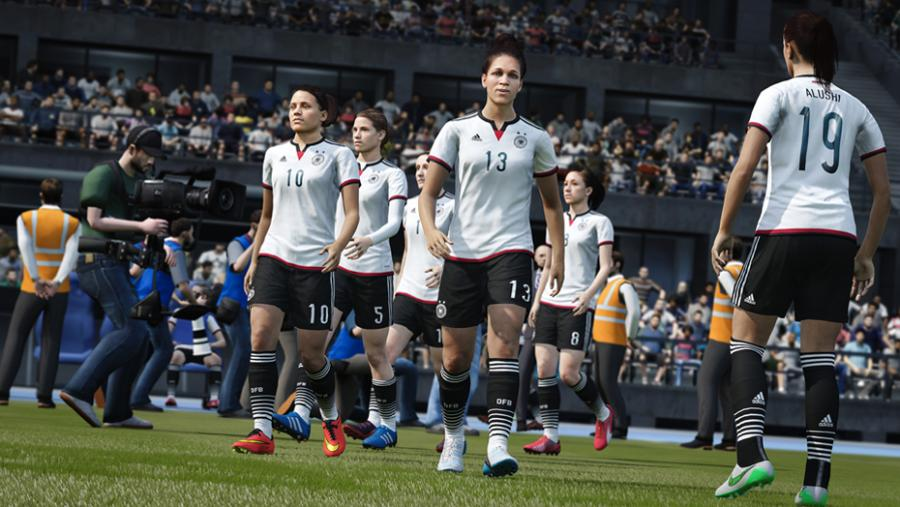 FIFA 16 Screenshot 9