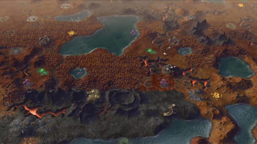 Civilization Beyond Earth - Rising Tide (Addon) Screenshot 4