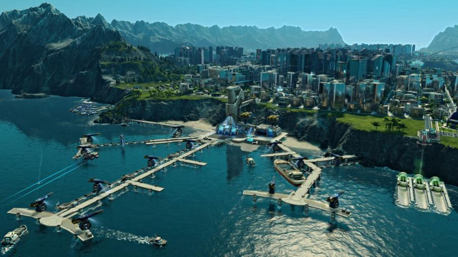 Anno 2205 Screenshot 4