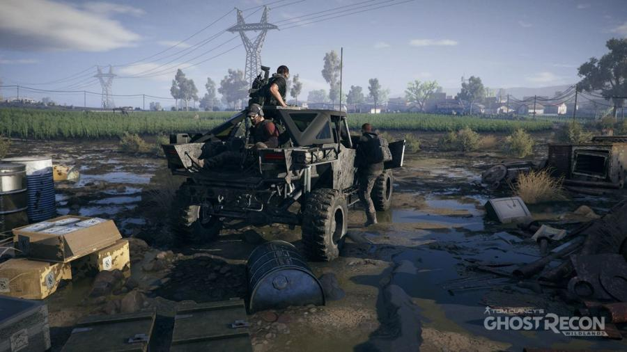 Ghost Recon Wildlands Screenshot 2
