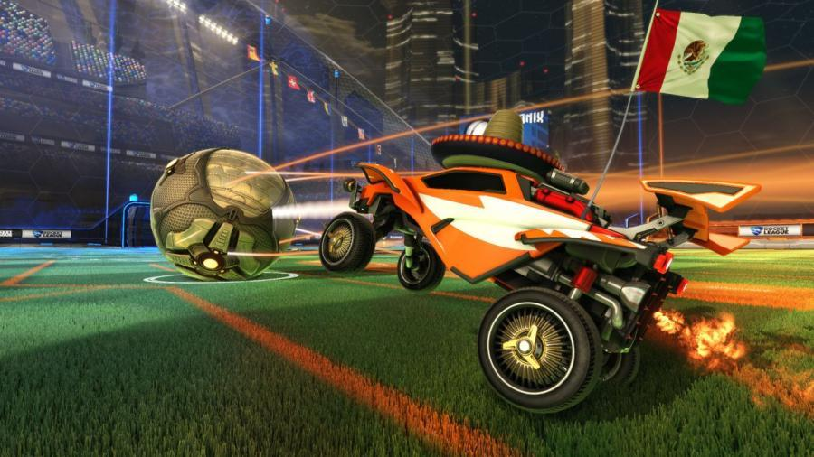 Rocket League Screenshot 2