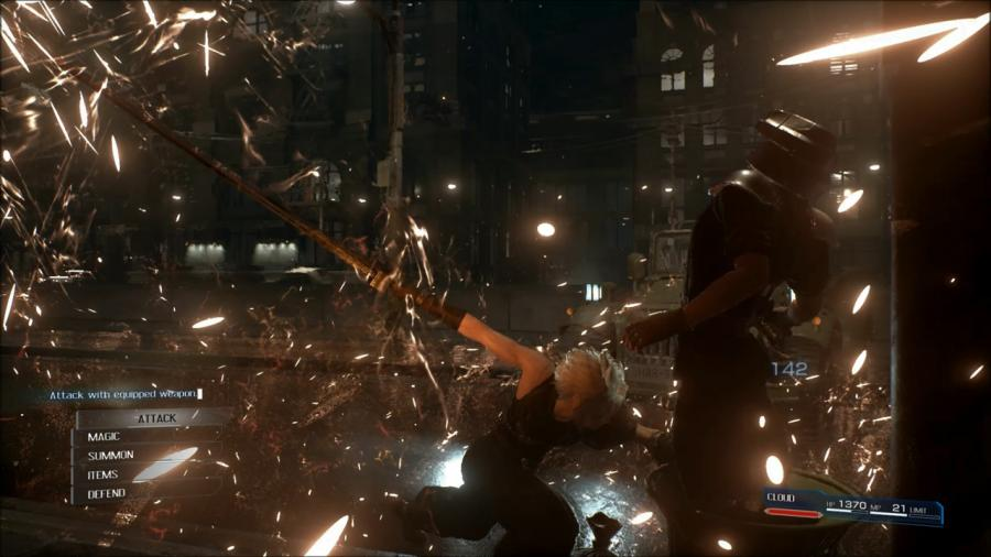 Final Fantasy VII Remake Screenshot 5