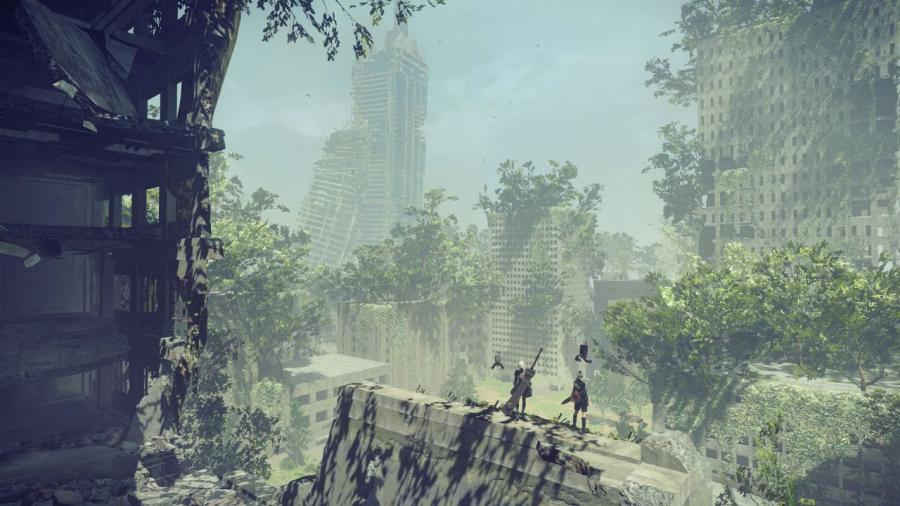 NieR Automata Screenshot 3
