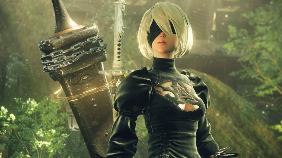 NieR Automata Screenshot 1