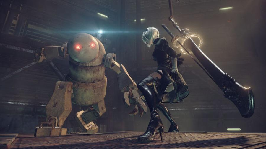 NieR Automata Screenshot 8
