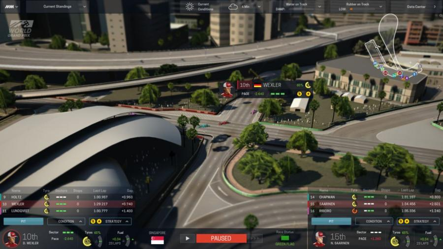 Motorsport Manager Screenshot 8