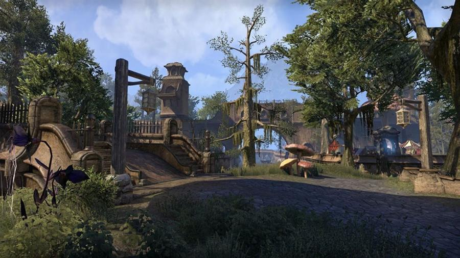 The Elder Scrolls Online - Morrowind (Expansion) Screenshot 2