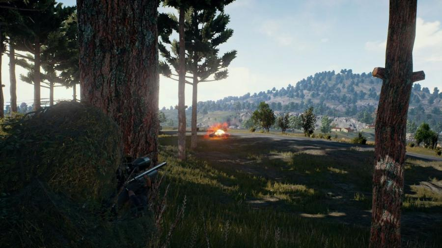 PlayerUnknown's Battlegrounds Screenshot 7