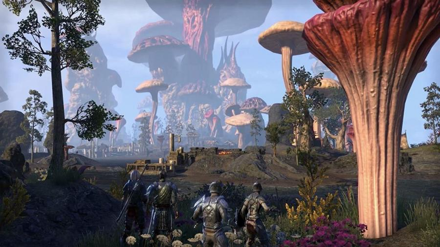 The Elder Scrolls Online + Morrowind Screenshot 2
