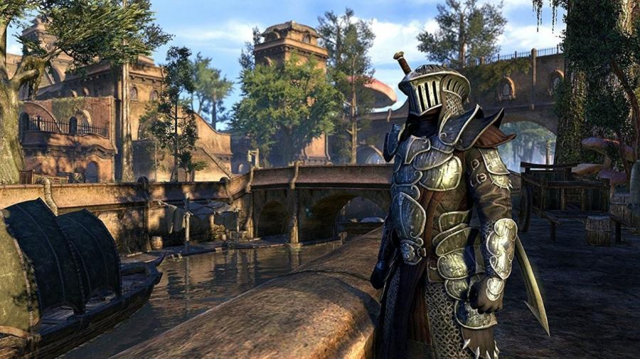 The Elder Scrolls Online + Morrowind Screenshot 6