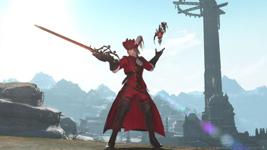 Final Fantasy XIV - Stormblood (Expansion) - Collector's Edition Screenshot 1