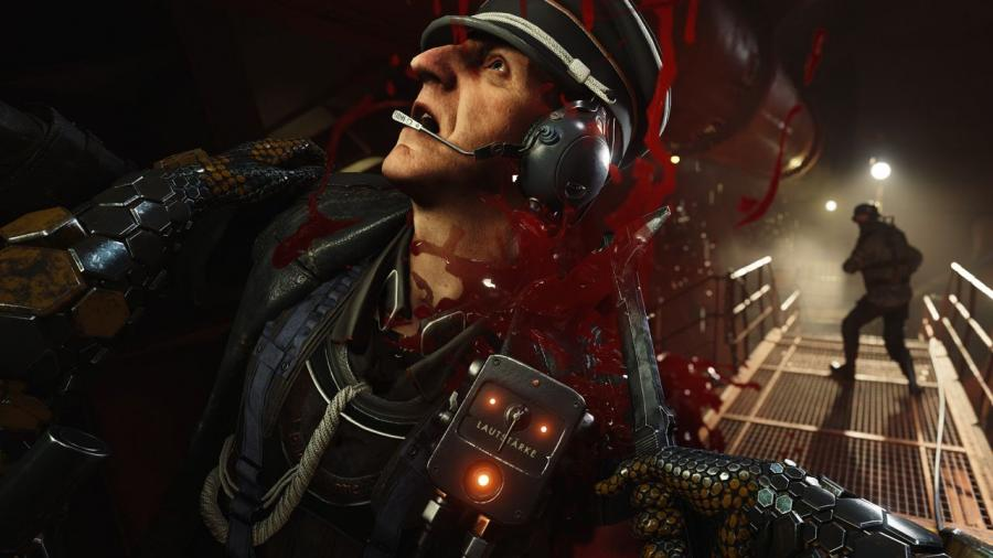 Wolfenstein II - The New Colossus DE/AT Key Screenshot 4