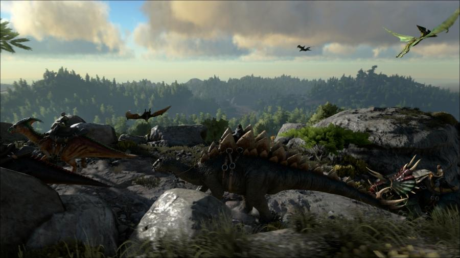 ARK - Survival Evolved Screenshot 4