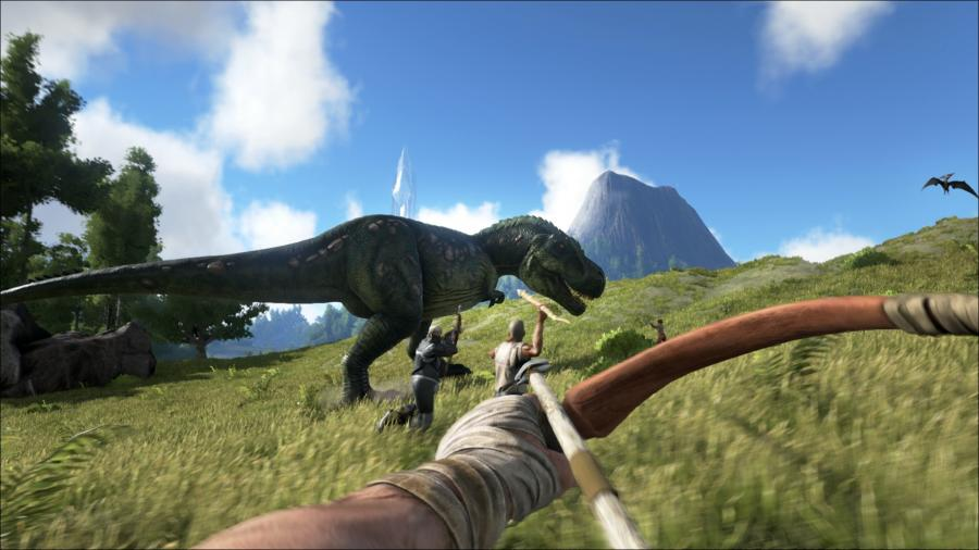 ARK - Survival Evolved Screenshot 3