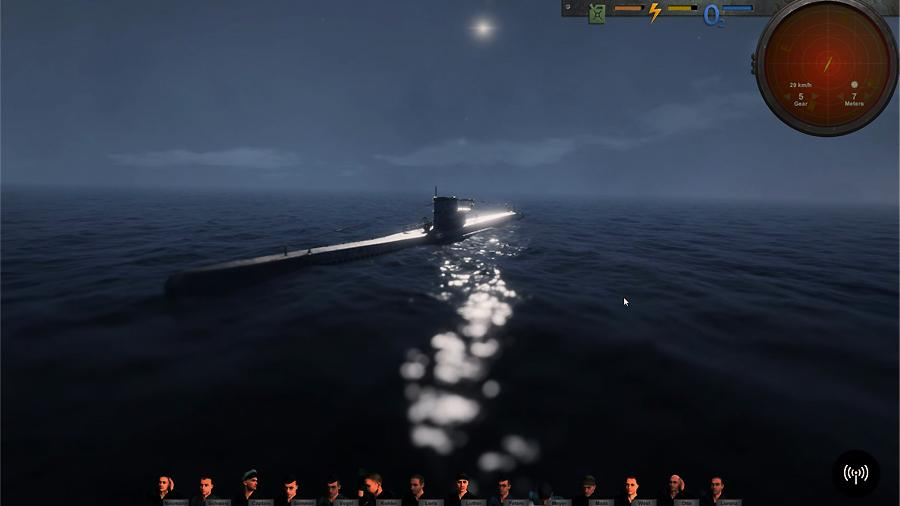 UBOOT (U-Boot Simulator WW2) Screenshot 4