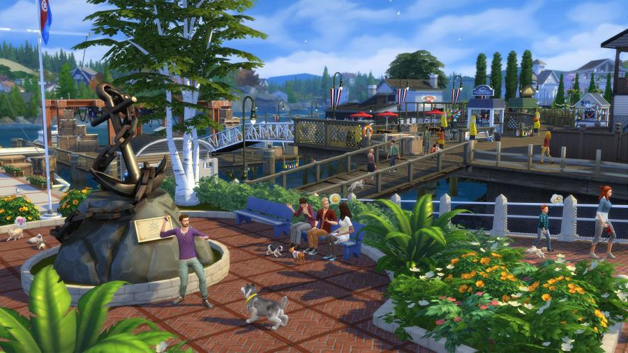The Sims 4 - Cats & Dogs Screenshot 5