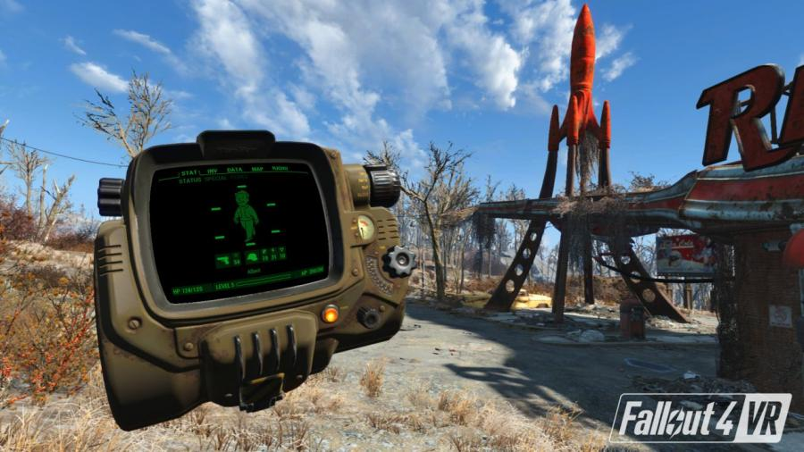Fallout 4 VR Screenshot 1