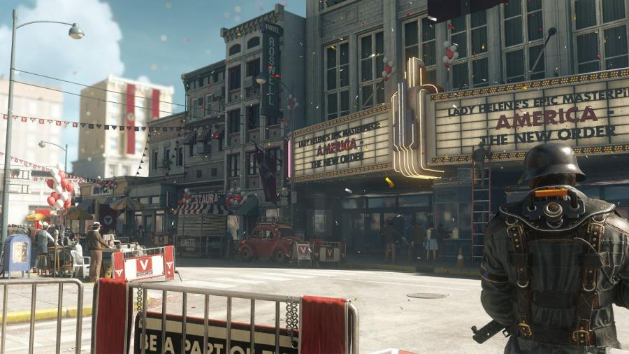 Wolfenstein 2 The New Colossus - Deluxe Edition Screenshot 4