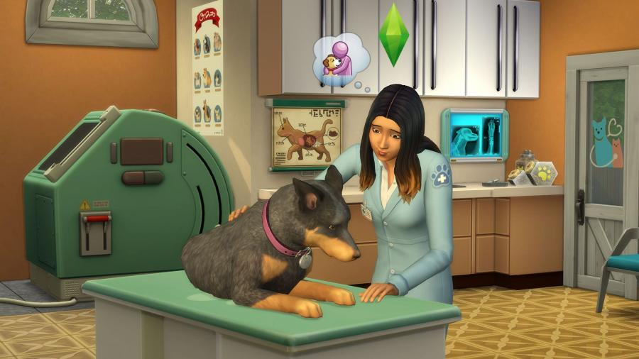 The Sims  Cats And Dogs Expansion Bundle