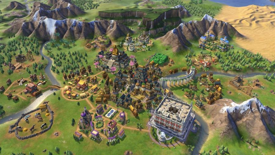 Civilization VI - Rise and Fall (DLC) Screenshot 3