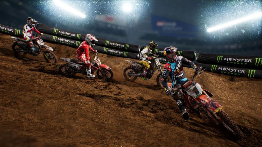 Monster Energy Supercross - The Official Videogame Screenshot 2