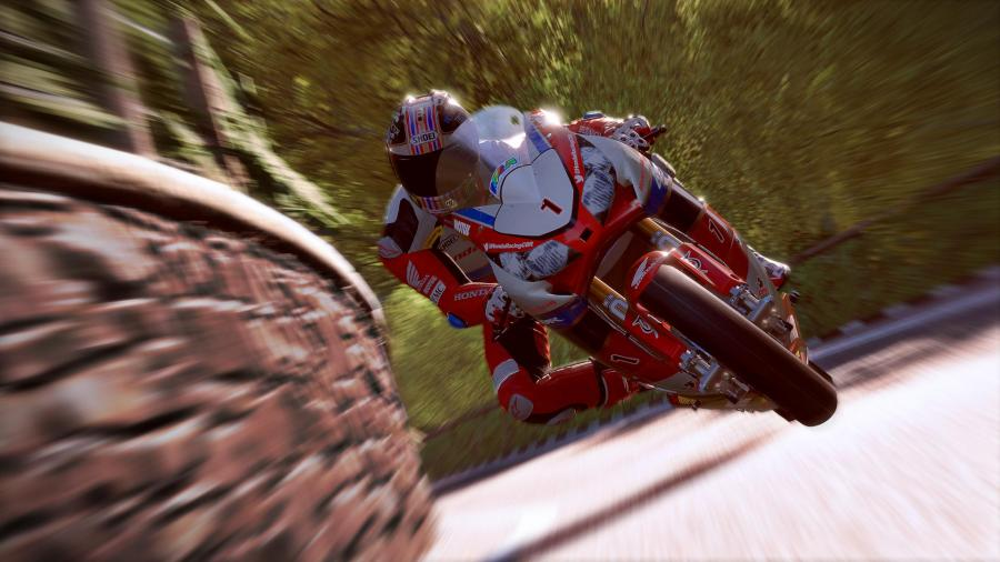 TT Isle of Man - Ride on the Edge Screenshot 1