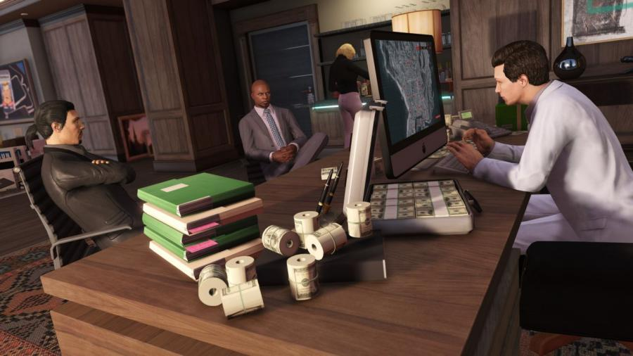 Grand Theft Auto V (GTA 5) - Criminal Enterprise Starter Pack DLC Screenshot 1
