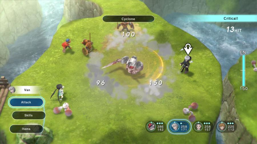 Lost Sphear Screenshot 7