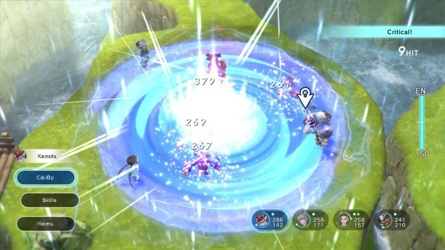 Lost Sphear Screenshot 2