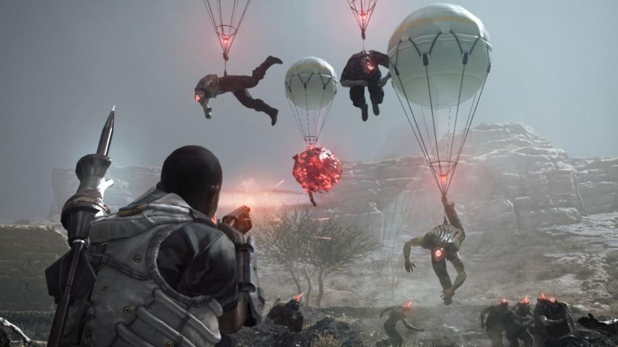 Metal Gear Survive Screenshot 2