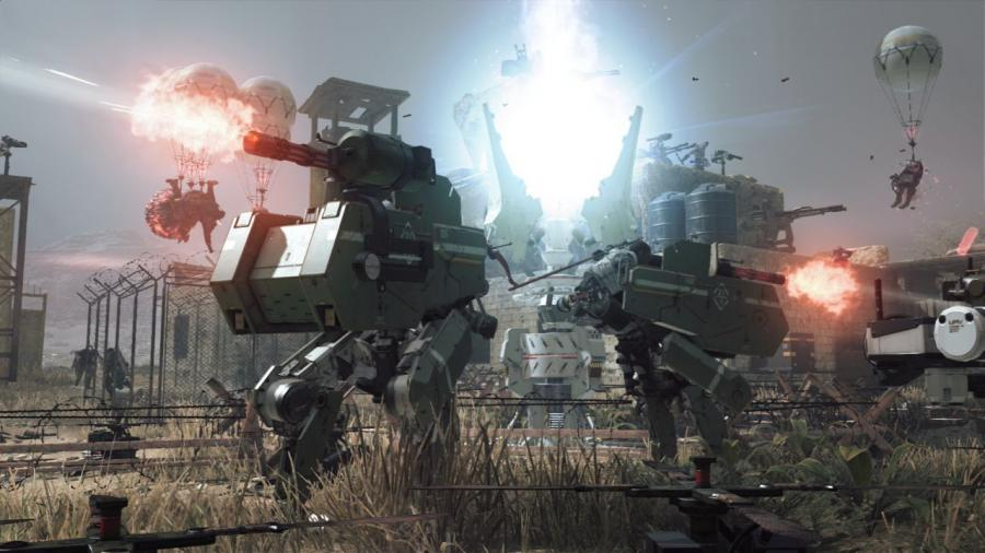 Metal Gear Survive Screenshot 5