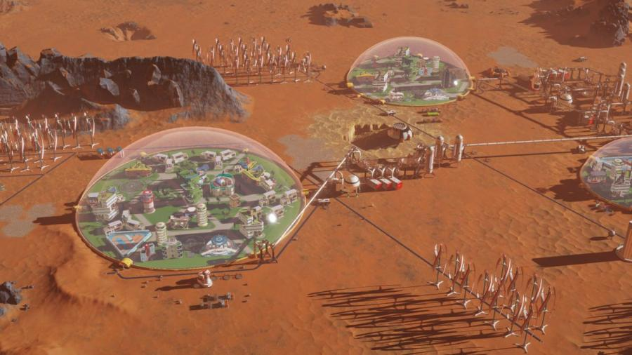 Surviving Mars Screenshot 2