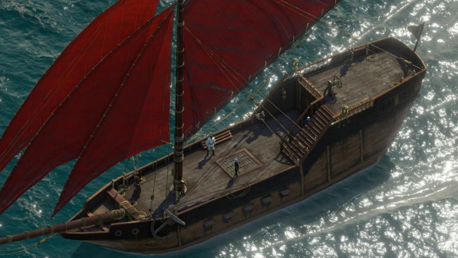 Pillars of Eternity II - Deadfire Screenshot 4