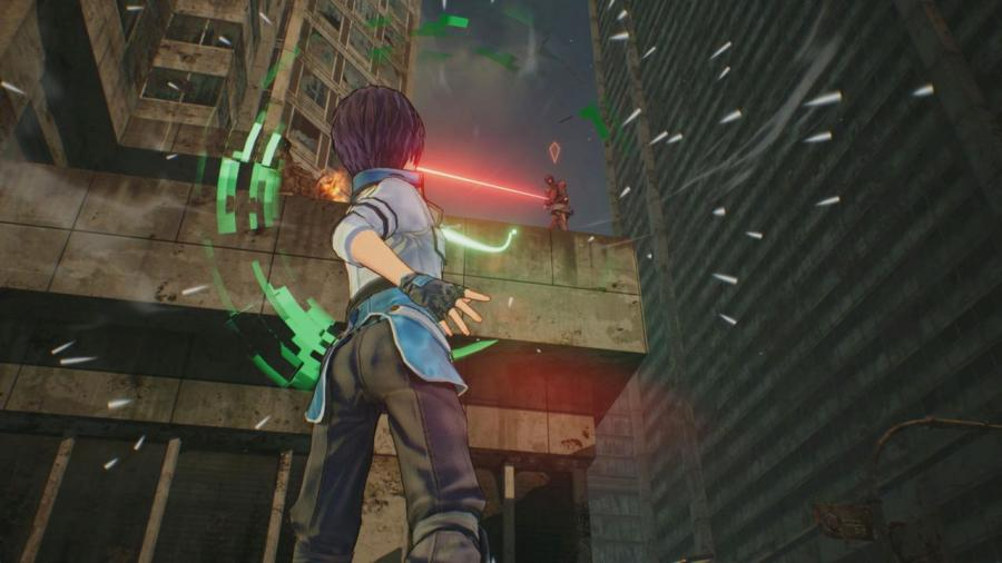 Sword Art Online - Fatal Bullet Screenshot 1