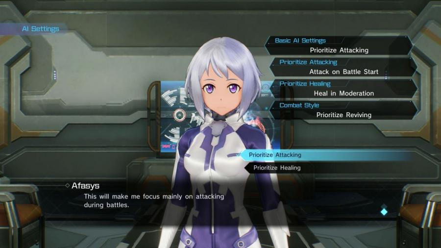 Sword Art Online - Fatal Bullet Screenshot 5