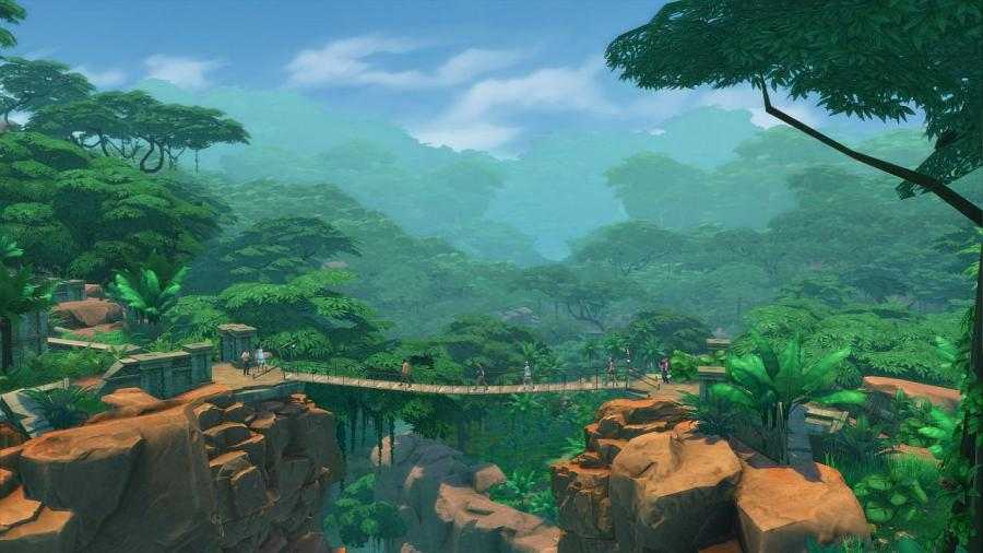 The Sims 4 - Jungle Adventure Bundle (DLC) Screenshot 3